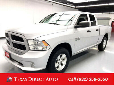 2017 Ram 1500 Express Texas Direct Auto 2017 Express Used 3.6L V6 24V Automatic 4WD Pickup Truck