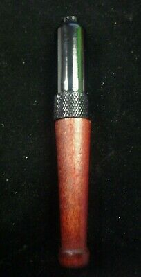 1-SNEAK A TOKE Anodized Aluminum dose not get HOT,One Hitter Tobacco Pipe USA