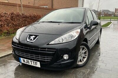 2008 PEUGEOT 207 CC 1.6 HDi GT INCLUDE REG PLATE CONVERTIBLE - GREAT P/EXCHANGE