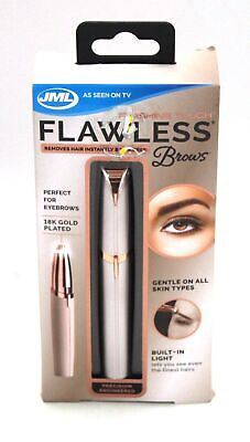 JML Finishing Touch FLAWLESS BROWS Eyebrow Shaper in Original Packaging - Y99