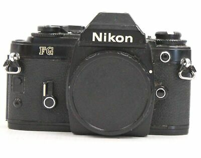 NIKON FG SLR Camera Body Only  - E21