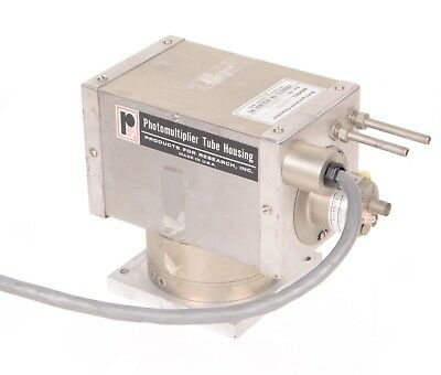 Products For Research, Inc. TE177RF Photomultiplier Tube Housing