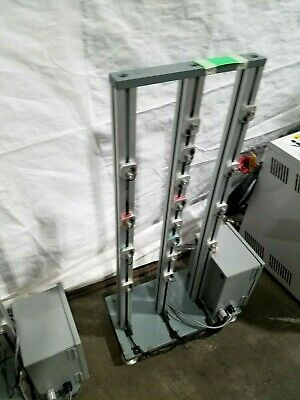 Keyence Amplifier Photoelectric Sensor Rack Pass Through Feed Control