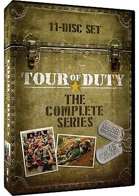 Tour Of Duty The Complete Series