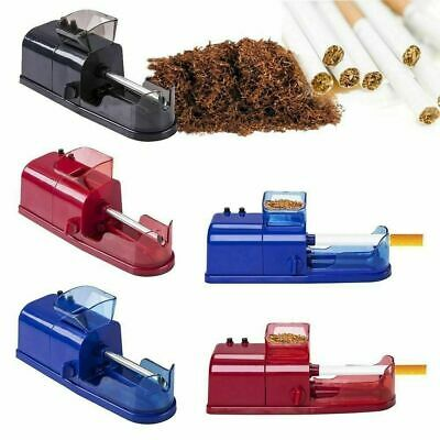 8mm Cigarette Rolling Machine Electric Automatic Injector Maker Tobacco Roller H