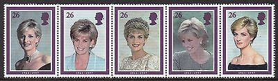 GB 1998 Commemorative Stamps~Diana~Unmounted Mint Set~UK Seller