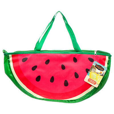 Cooler Bag Fruit Shape Asst Wholesale, (12 - Pack)