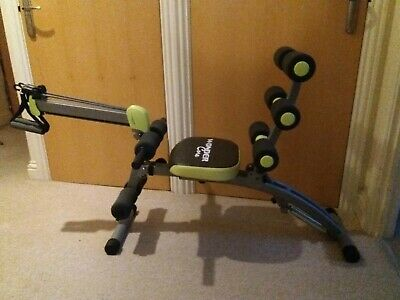 Replacement Built In Twisting Seat Rower For Wonder Core II 2 Fitness Equipment