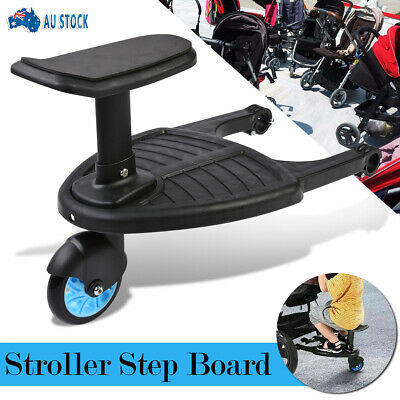 Kid Toddler Safety Comfort Stroller Step Board Stand Skateboard for Pram Joggers