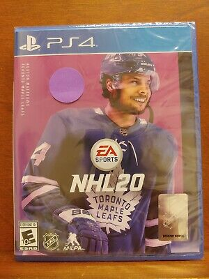 L9 NHL 20 Standard Edition - PlayStation 4 PS4 NEW