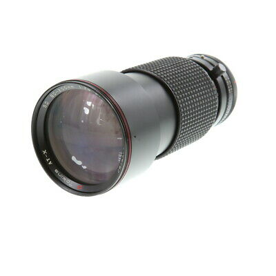 Tokina 80-200mm F/2.8 SD AT-X Breech Lock FD Mount Lens {77}