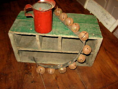 Wonderful Antique Primitive  Cupboard,Cubby Old Paint Aafa Nr