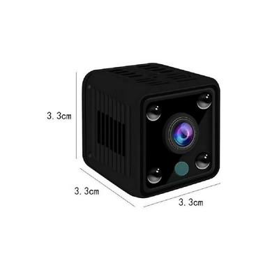 Mini Telecamera Spia WiFi Micro Camera IP Nascosta Spy Cam HD Wireless