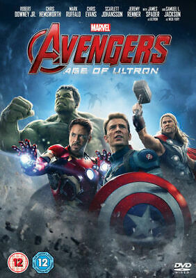 Avengers: Age of Ultron DVD (2015)