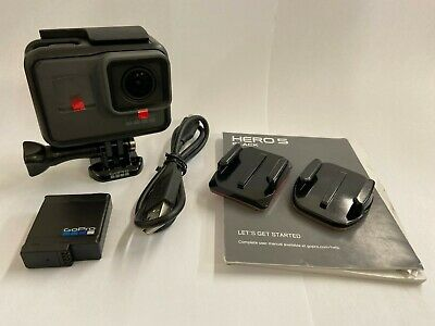*DEFECTED* GoPro Hero 5 Black Edition 12MP 1080p Action Camera - CHDHX-501