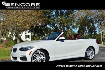 2016 BMW 2-Series 228i xDrive Convertible W/Premium, Technology 2016 2 Series Convertible 20,330 Miles With warranty-Trades,Financing & Shipping