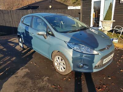 Ford Fiesta1.4 zetec 2009 only 59600 miles
