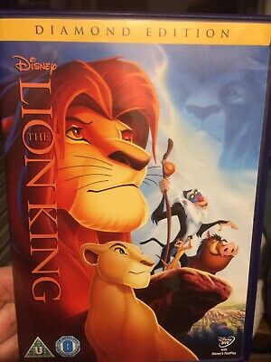 The Lion King (DVD, 2011)