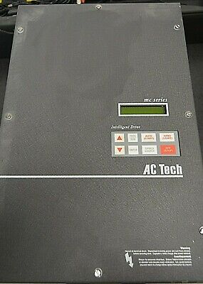 20 HP Lenze AC Tech MCH Series 4 Enclosed Variable Frequency Drive 400 480 VAC