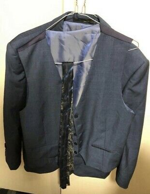 3 Piece Mens Suit Tailor Made By Zara