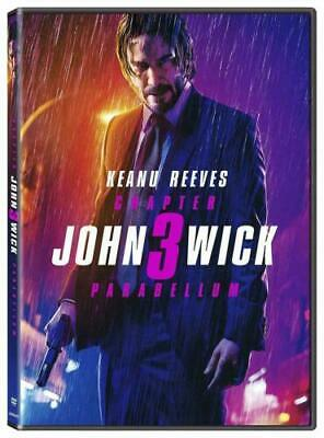John Wick:Chapter 3 DVD Keanu Reeves, Halle Berry