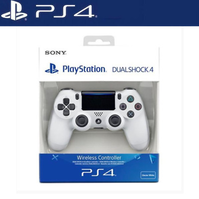 PS4 DualShock 4 Controller Wave  V2 BRAND NEW SEALED (White)Sony & UK