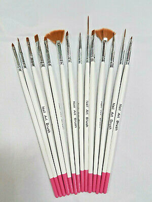 NEW Nail Art Brushes (15 Pack)