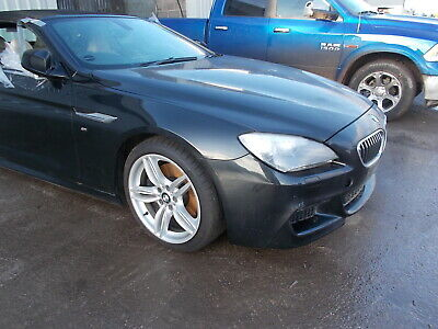 2014 Bmw 6 Series 640D F12 M Sport Convertible Complete Front End