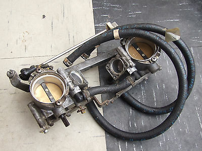Ducati 748 916 996 Throttle bodies with linkage