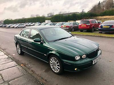 2004 04 JAGUAR X-TYPE 2.0D SPORT 78k IMMACULATE TOP SPEC BARGAIN