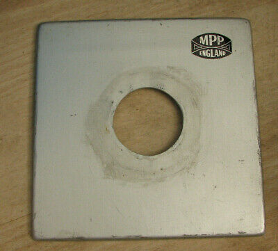 MPP monorail fit  lens board  panel copal compur 1   42mm hole