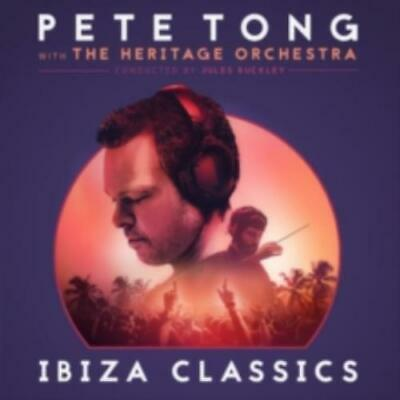 Pete Tong with The Heritage Orchestra: Ibiza Classics =LP vinyl *BRAND NEW*=