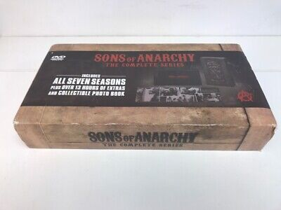 Sons of Anarchy Complete Series DVD Set