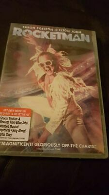 Rocketman [DVD] New 2019