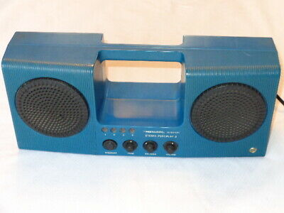 Vintage Realistic Stereo Portaplay 8-Track Tape Player