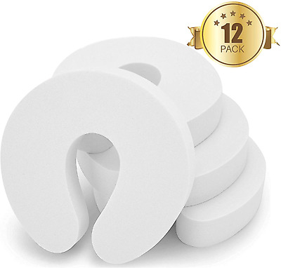 Foam Door Stoppers for Baby Safety Guards and Child Finger Protection The Safety