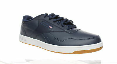 Reebok Mens Club Memt Us-collegiate Navy/Black Fashion Sneaker Size 12