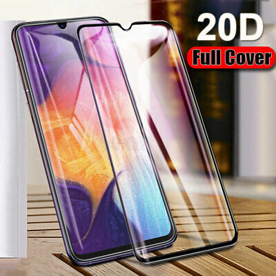 20D Full Tempered Glass Screen Protector Film for Samsung Galaxy A51 A71 A20 A50