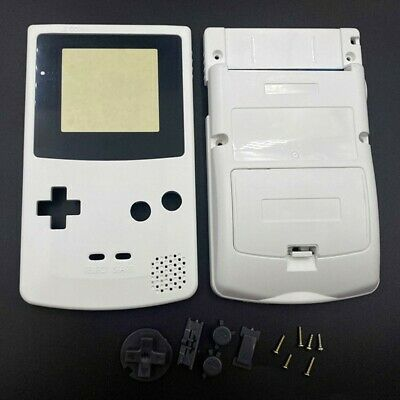 Replacement Housing Plastic Shell Case for Nintendo Gameboy Color GBC Console