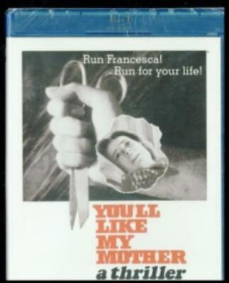 YOU'LL LIKE MY MOTHER (Region A BluRay,US Import,sealed.)