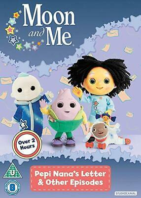 DVD - Moon and Me  Pepi Na - ID3z - New