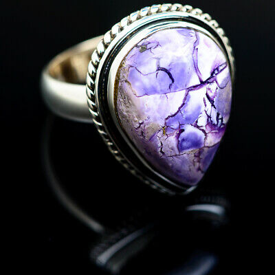 Tiffany Stone 925 Sterling Silver Ring Size 6.5 Ana Co Jewelry R983035F