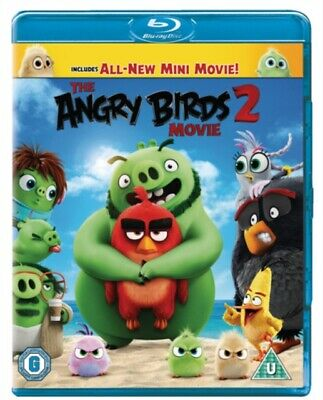 Angry Birds Movie 2 The