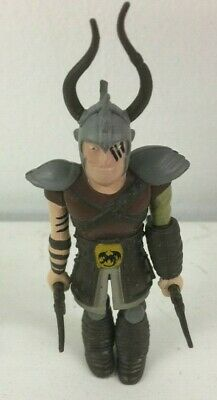 "How to Train Your Dragon Dragons Defenders of Berk Dagur 3"" Mini Figure"