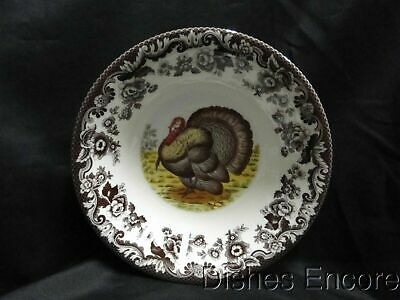 Red Grouse Spode 1566378 Woodland Ascot Cereal Bowl