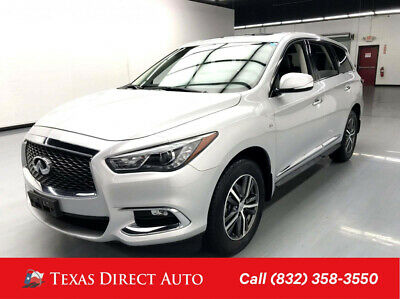 2019 Infiniti QX60 PURE Texas Direct Auto 2019 PURE Used 3.5L V6 24V Automatic FWD SUV Premium