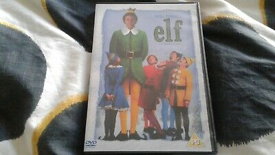 Elf  - DVD  Region 2 Will Ferrell 2 x Discs