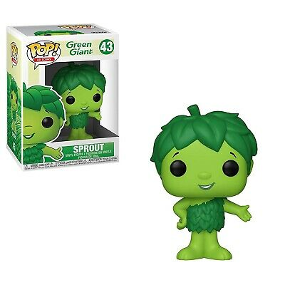 Funko - POP Ad Icons: Green Giant - Sprout Brand New In Box