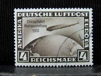 NobleSpirit No Reserve } Lovely GERMANY BOB C45 VFU Zeppelin =$200 CV Top Of Set