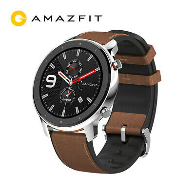 Xiaomi Amazfit GTR 47mm Smart Watch GPS GLONASS Stainless Steel Global Version